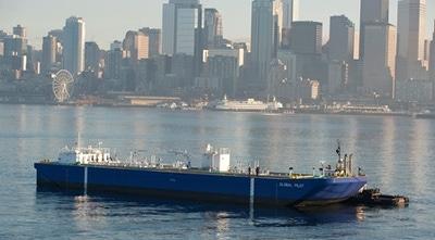 Maxum Petroleum 15,000-barrel tank barge