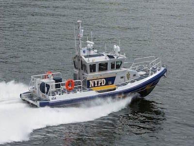 Photo of NYPD Response Boat - Medium C
