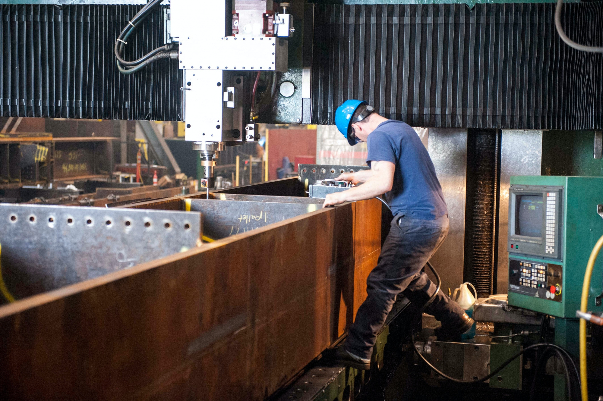 CNC Machine Shops | Vigor