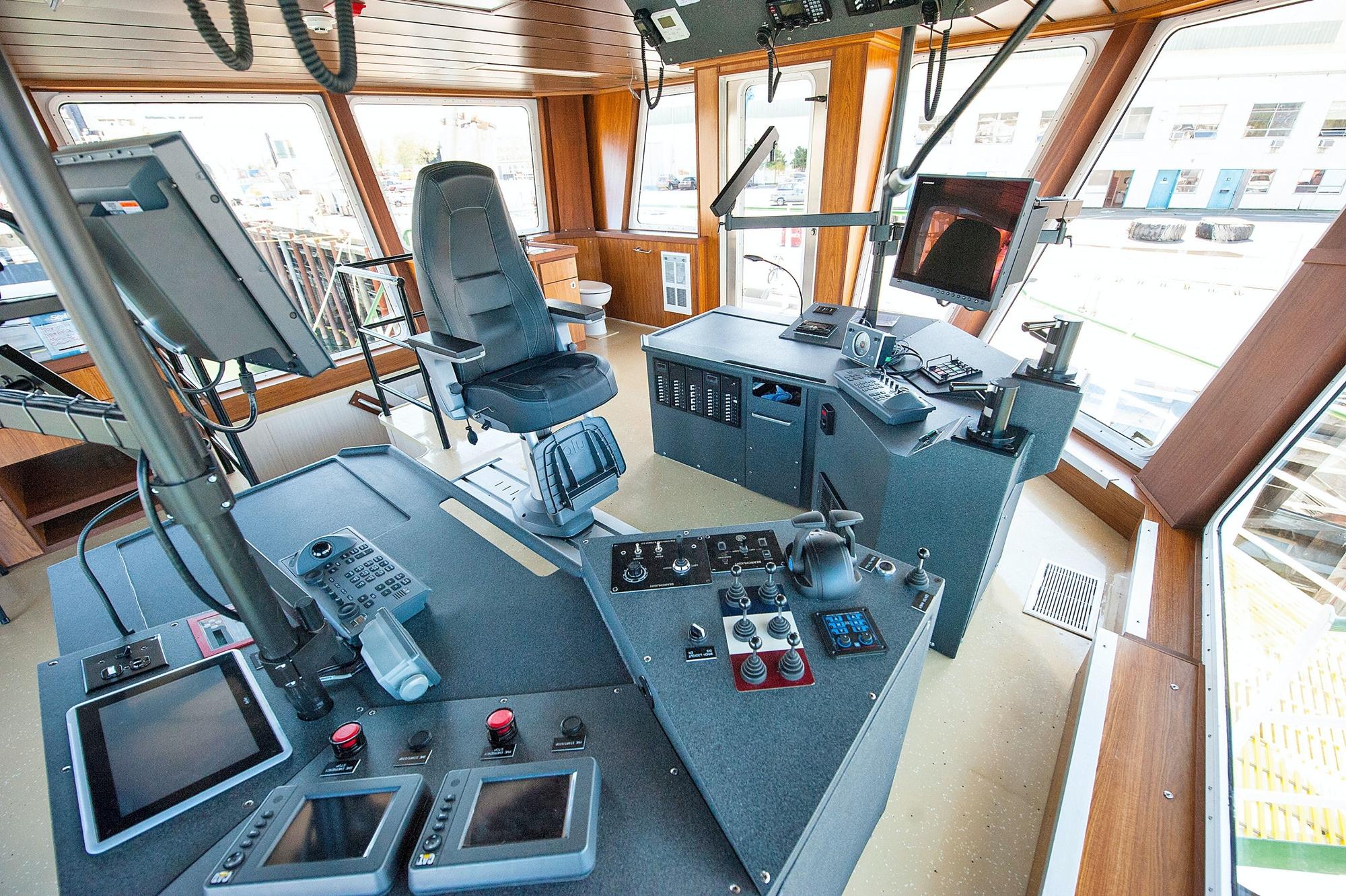 Point Class Tugboats   Vigor