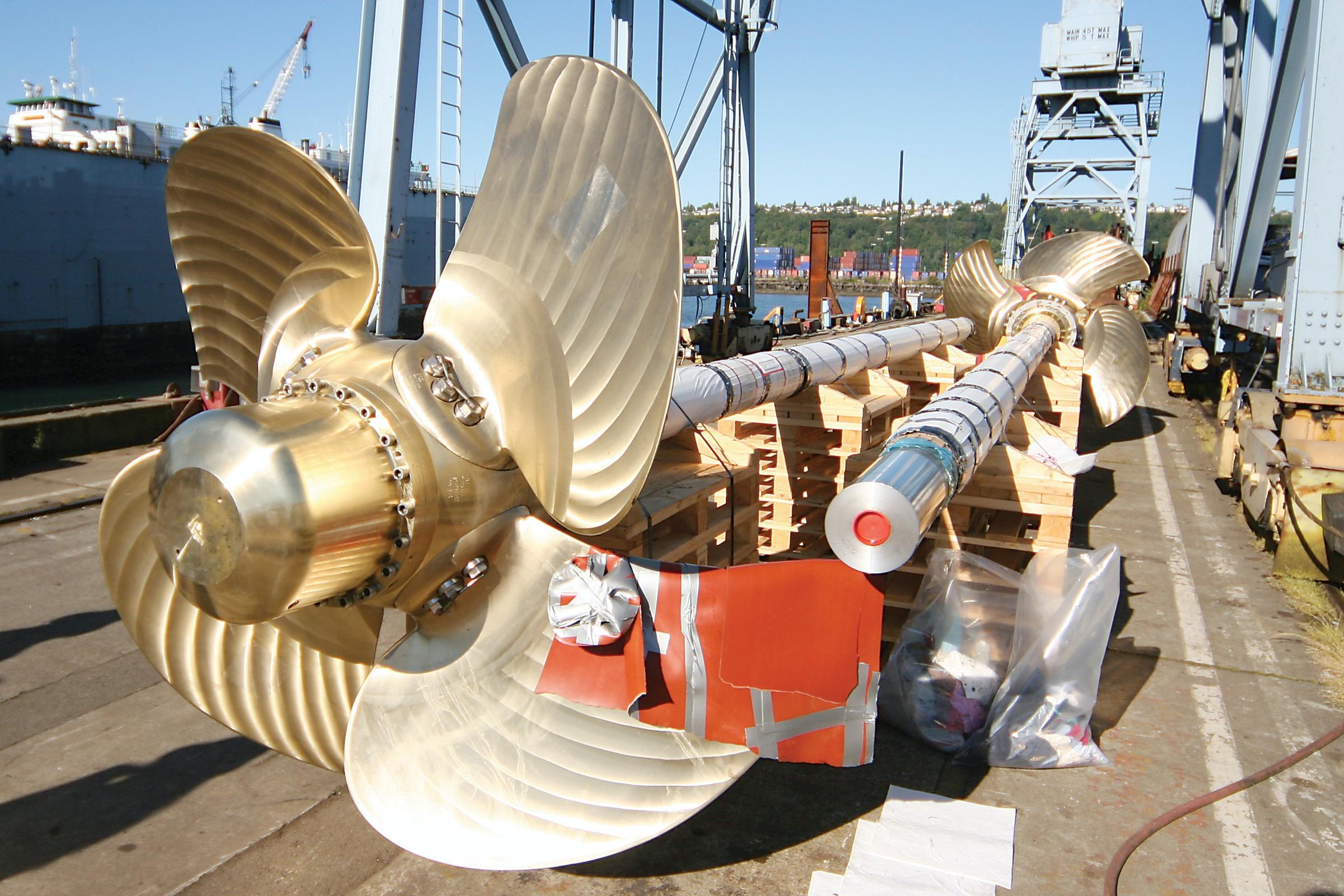 Salish Propellers